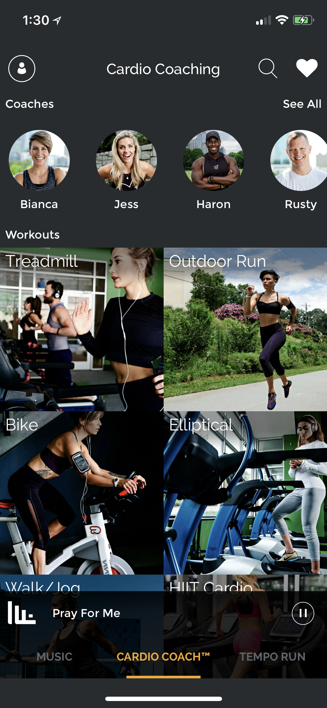 GoPilot App Screenshot